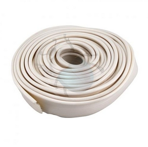 Vw kever spatbord rubber kit wit, image 1