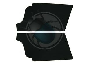 panelen onder achterbank van 50 tot 59 zwart, image 1