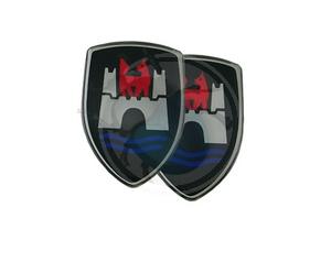 gordel sticker seat-belt zwart, image 1