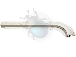 schuifdak plastic geleider, image 1