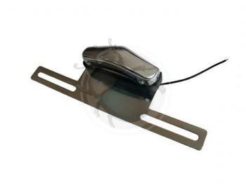 nummerplaat verlichting steun chroom, image 1