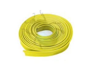 spatbord rubber kit geel, image 1