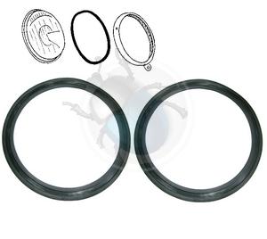 koplamp rubber tussen glas en ring tot 67, image 1