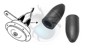 claxon rubber, image 1