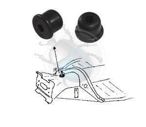 doorvoer rubber benzineleiding, image 1