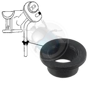 rubber voor doorvoer olievulpijp, image 1