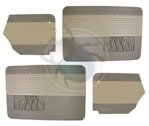 deur panelen cabrio van 65 tot 67, image 1