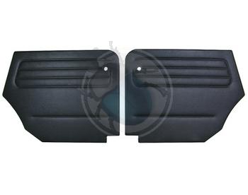 panelen achter cabrio van 65 tot 72, image 1