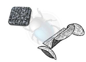 tapijtset kattebak cabrio na 73 grijs, image 1