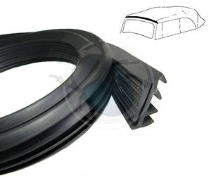 rubber tussen kap en voorruit van 68 tot 72, image 1