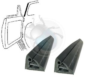 rubber tussen deur en voorruit van 50 tot 64, image 1