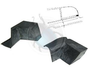 rubber achter bij zijruit van 54 tot 64, image 1