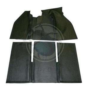 rubber tapijtset voor & achter na 73, image 1