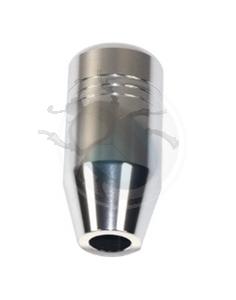 Aluminium versnellingspook knop, image 1