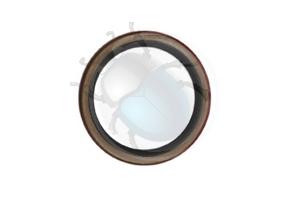 Krukas poelie o-ring voor sandseal, image 1