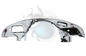 motor beplating voor motor chroom met gat, image 1